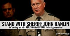 Brady Campaign Calls for Oregon Sheriff's Removal for Supporting Anti-Commandeering