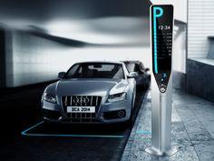 PARKd – Intuitive Parking Meter by DCA Design International » Yanko Design