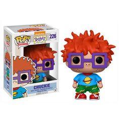 Rugrats Chuckie Finster Pop! Vinyl Figure-June - Pre-Order