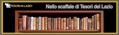 Nello scaffale di Tesori del Lazio - http://www.tesoridellazio.it/articles-archive.php