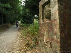 25 km. until Santiago de Compostela
