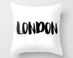 Image result for london cushion ideas