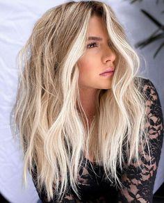 Love Hair, Great Hair, Gorgeous Hair, Blonde Hair Looks, Blonde Long Hair, Beige Blonde Hair Color, Beachy Blonde Hair, Dark Blonde, Medium Hair Styles