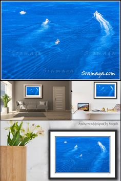 Lake House Decor Photo, Valentines Day Gift For Husband, Minimalist Landscape Deep Blue Ocean Friendship Print day decor minimalist Lake House Decor Photo, Valentines Day Gift For Husband, Minimalist Landscape Deep Blue Ocean Friend Beautiful Ocean Pictures, Etsy Handmade, Handmade Items, Handmade Gifts, Mindfulness Art, Beach Canvas Wall Art, Minimalist Landscape, Nautical Wall Decor, Handmade Decorations