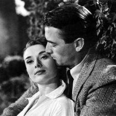 Gregory Peck e Audrey Hepburn - Vacanze Romane