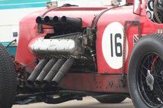 1925 Napier Bentley z kosmodoładowaniem