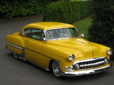 ✯ 1953 Chevy Bel Air ✯