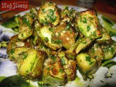 This dish of zucchini deserves a 5 : tastier meat / Amazing Cooking Vegetarian Recipes, Cooking Recipes, Healthy Recipes, Good Food, Yummy Food, Russian Recipes, Vegetable Dishes, Tasty Dishes, Food Photo