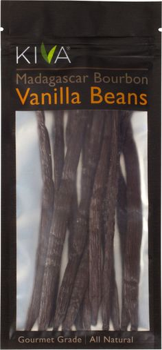 Hand-picked and sun cured, Madagascar Bourbon vanilla beans are a favorite of pastry chefs, bakers, and home cooking enthusiasts!  Possibilities are endless!