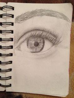 Eye Eyes, Drawings, Art, Sketch, Kunst, Portrait, Drawing, Resim, Paintings