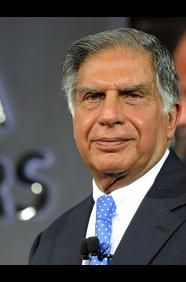 Ratan Naval Tata of the famous Tata Sons Conglomerate; To label him as a businessman would be like squeezing a three dimensional being into a one dimensional universe. Leader extraordinary and visionary par excellence, he is the face of what is good and great about Indian entrepreneurship; he is the finest brand ambassador India could ever have. Shocked Detroit and created automotive history in 2009 with his $2,200 Tata Nano, the cheapest car in the globe. And the saga doesn't end there!