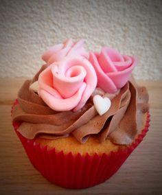 Cupcake roosjes