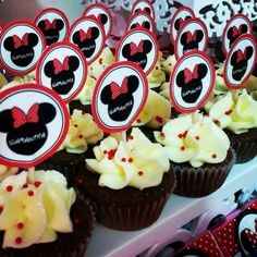 Classic Minnie Mouse Party | CatchMyParty.com
