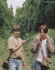 Seungyoon and Nam Taehyung