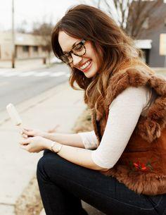 Sweet Elise in Warby Parker