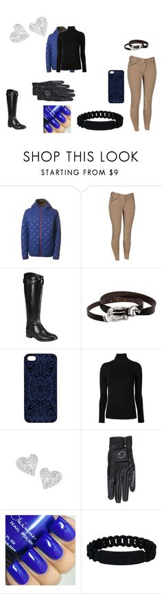 """""""Another day at the barn!"""" by horseygirl7953 on Polyvore featuring Tory Burch, Samantha Warren London, Majestic Filatures, Vivienne Westwood, Marc by Marc Jacobs, women's clothing, women, female, woman and misses"""