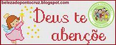 Priscila Junqueira Ponto Cruz: Deus Te Abenções