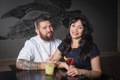 What does 2018 have in store for local food and drink? Chefs Carlos Falcon, Vaughn Good,...