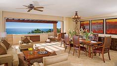 Luxury One Bedroom Suite at Zoëtry Casa del Mar Los Cabos http://www.zoetryresorts.com/