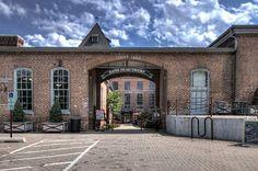 Historic Savage Mill