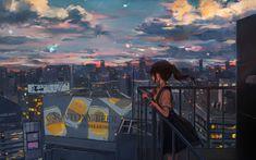 sad anime scenery - Google Tìm kiếm Aesthetic Desktop Wallpaper, Sad Wallpaper, Anime Scenery Wallpaper, Iphone Wallpaper, Desktop Wallpapers, Computer Wallpaper, Sad Anime, Anime Art, 2560x1440 Wallpaper