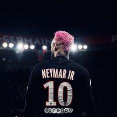 King of Paris. Neymar Jr, Neymar Football, Vijay Actor, Photography Poses For Men, Psg, Kobe Bryant, Messi, Real Madrid, Soccer