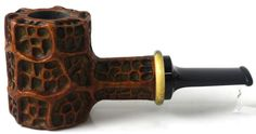 Leopard Poker from PIPKIN Pipes — at The Danish Pipe Shop