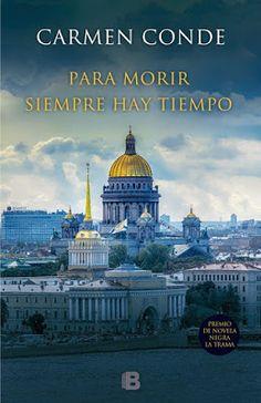 Pero Qué Locura de Libros.: PARA MORIR SIEMPRE HAY TIEMPO de Carmen Conde