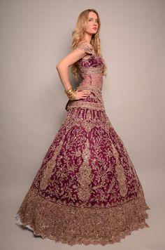 La belle d'orient robe tunisienne
