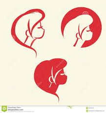 Картинки по запросу Логотип женский