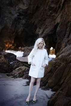 Fantastical Forest Fashion  The Kirsten Dunst Vogue Italia Shoot is a Green-Roofed Dream