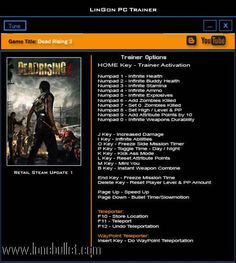Hello Dead Rising 3 lover! Download the Dead Rising 3 V1.1 Numpad Keys  25 Trainer for free at LoneBullet - http://www.lonebullet.com/trainers/download-dead-rising-3-v11-numpad-keys-25-trainer-free-2096.htm without breaking a sweat!