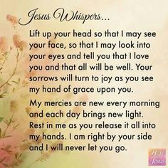In Jesus Holy name Amen Heavenly Father I pray please guide and thank you Thank you for all you blessing Father in Jesus Holy name Amen 💖! Prayer Scriptures, Faith Prayer, God Prayer, Prayer Quotes, Bible Verses Quotes, Faith In God, Faith Quotes, Mommy Quotes, Scripture Signs