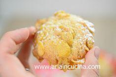 Blog di cucina di Aria: Biscotti Rose del Deserto ...... biscotti e persone