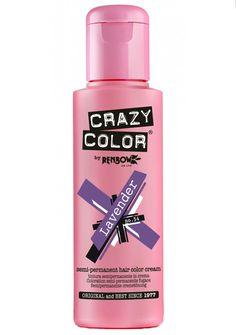 CRAZY COLOR Lavender Hair Dye | Dolls Kill