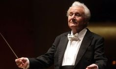 Colin Davis (25 September 1927 – 14 April 2013), English conductor.