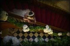 Annesdale Mansion Memphis Wedding Venue Grand Staircase William DeShazer Photography