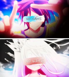 grafika no game no life