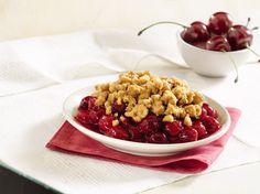 Mrs. Smith's Cherry Crumb Cobbler