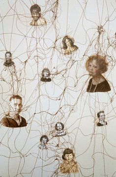 ideas gcse art people collage for 2019 Art Inspo, Kunst Inspo, Art Du Collage, Instalation Art, Art Connection, Photo D Art, A Level Art, Gcse Art, Textile Artists