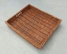 Baker's Display Tray in buff willows by John Cowan Baskets