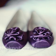 More Purple Flats