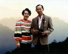 my beloved Kind and Queen of Thailand
