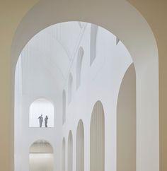 Geschichte und Gegenwart: Museumsumbau von Stanton Williams in Nantes - DETAIL.de - das Architektur- und Bau-Portal