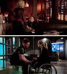 #Arrow 4x08|4x11 #OliverQueen #FelicitySmoak