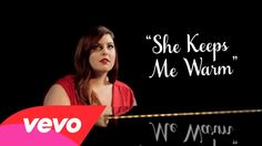 "Mary Lambert - She Keeps Me Warm (Lyric Video) FOR ALL THE GAYS AND LESBIANS OUT THERE! ""YOUR NORMAL, LOVE IS LOVE! LOVE AND BE LOVED! GOD IS LOVE! XXOO <3 :) BEAUTIFUL SINGER AND BEAUTIFUL SONG! <3"