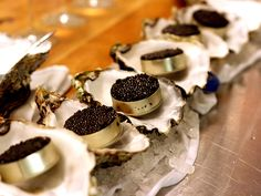 Royce at Langham - osetra caviar