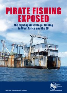 Pirate Fishing Exposed: Report | Environmental Justice Foundation (EJF)