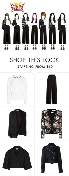 """""""DXPE- Scared of Happy live for Music Bank"""" by irenejoyminzz ❤ liked on Polyvore featuring Hobbs, RED Valentino, STELLA McCARTNEY, Yves Saint Laurent, Temperley London, Givenchy and Jeffrey Campbell"""