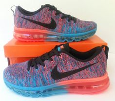 9 Best Flyknit Max Blue LagoonBright Cimson images | Air